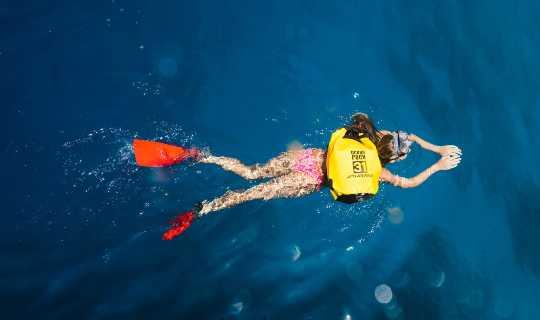 krabi snorkeling